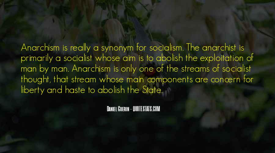 Quotes About Anarchy And Liberty #1321431