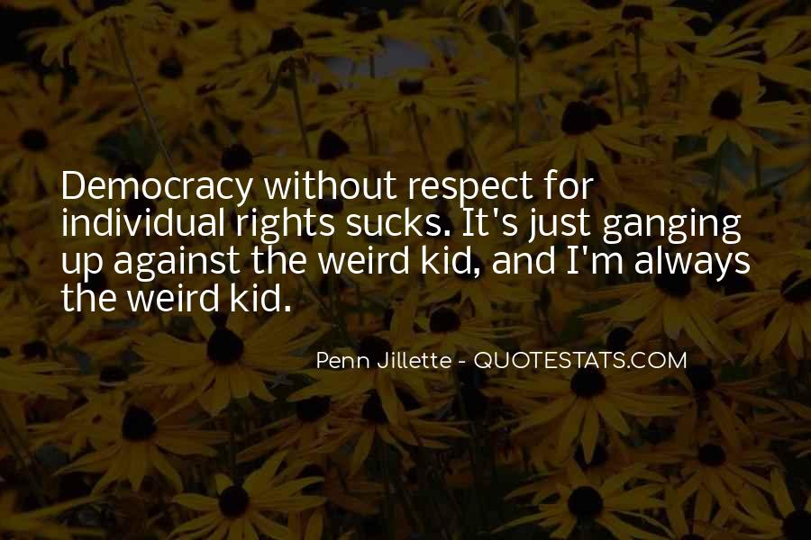 Quotes About Anarchy And Liberty #329704