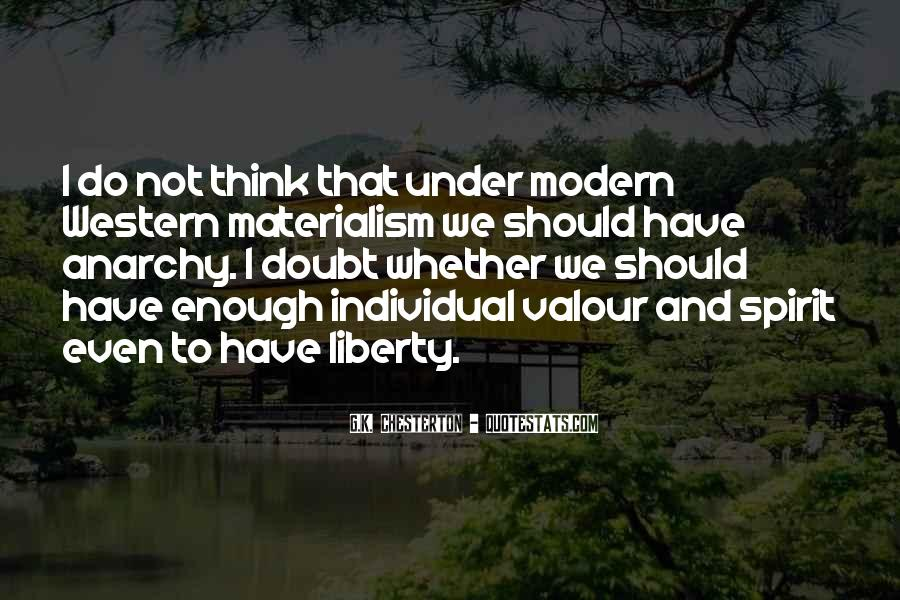 Quotes About Anarchy And Liberty #842100