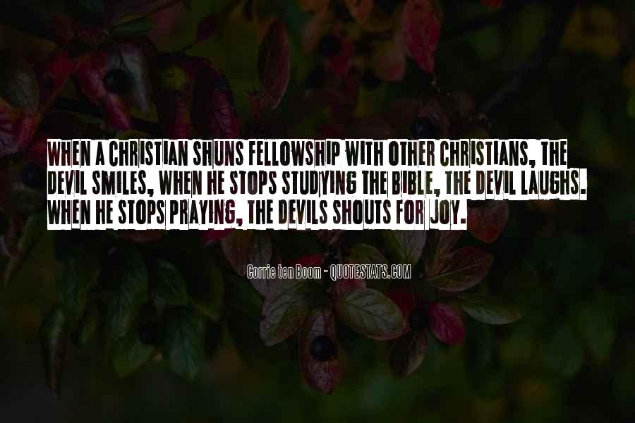 Quotes About Christian Joy #296970