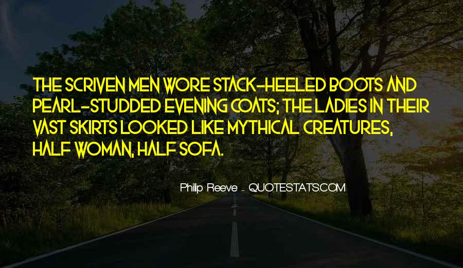 Quotes About Mythical Creatures #804738