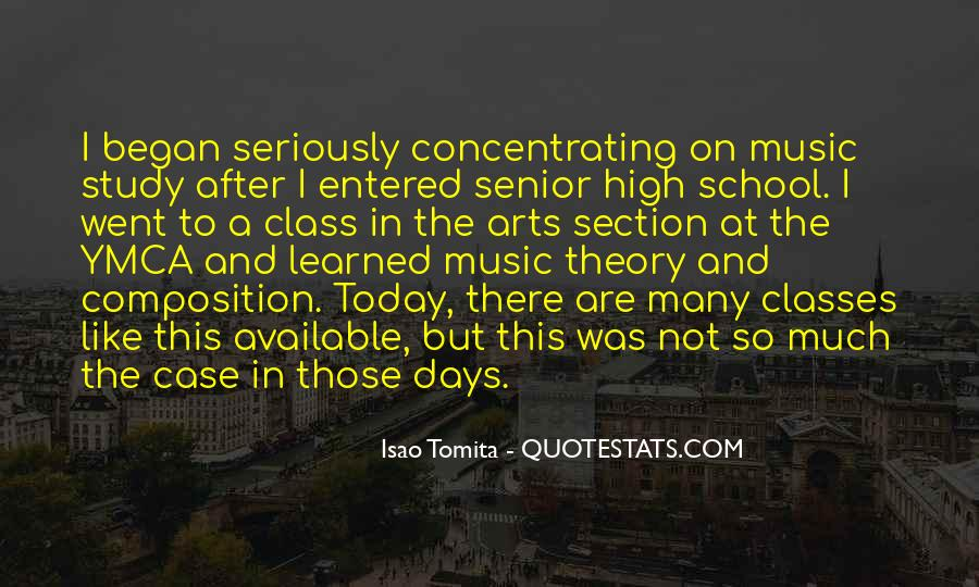 Quotes About Section In School #106693