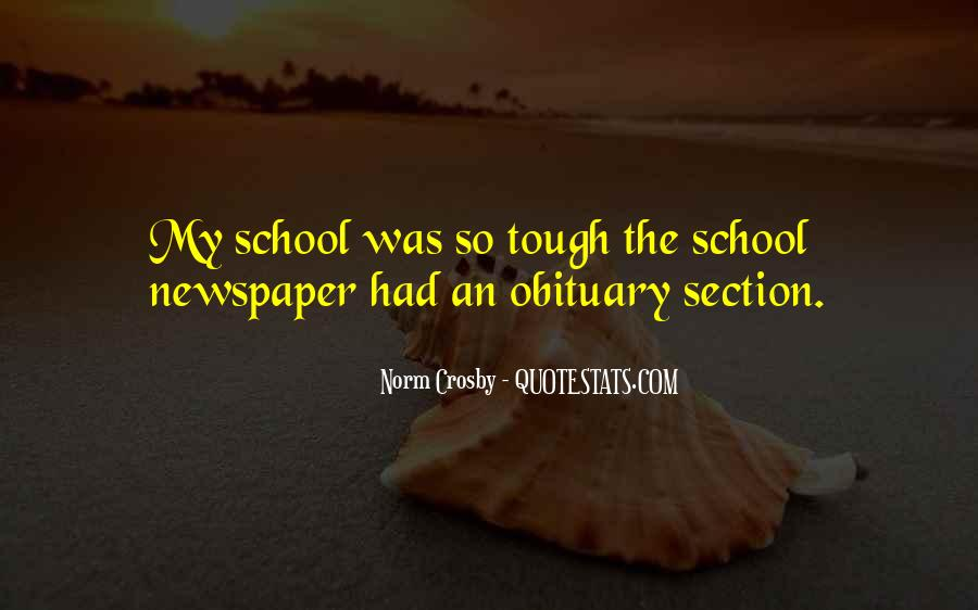 Quotes About Section In School #1284081