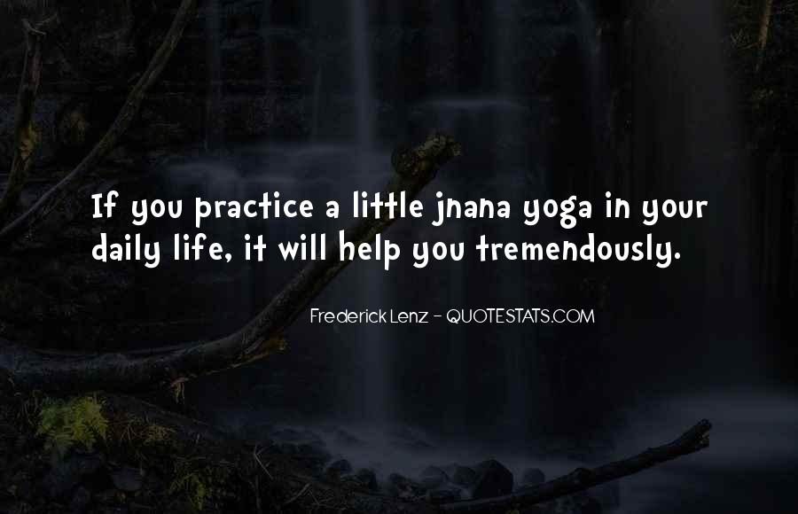 Quotes About Jnana Yoga #1314993