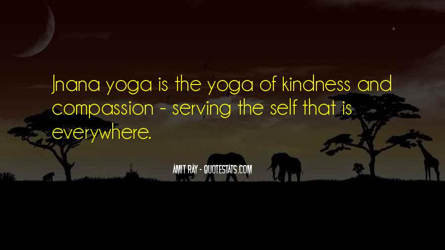 Quotes About Jnana Yoga #454270