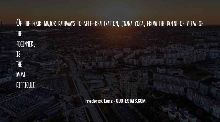 Quotes About Jnana Yoga #455627