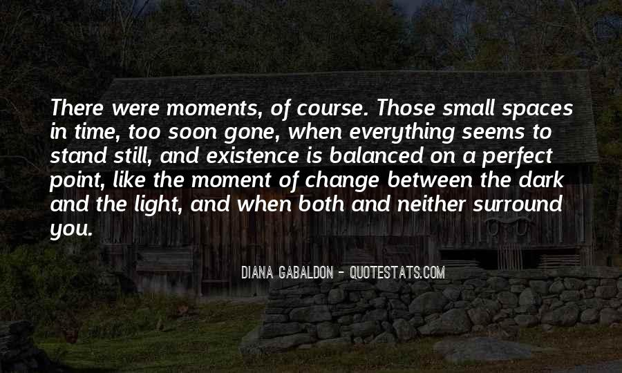Quotes About A Perfect Moment #164805