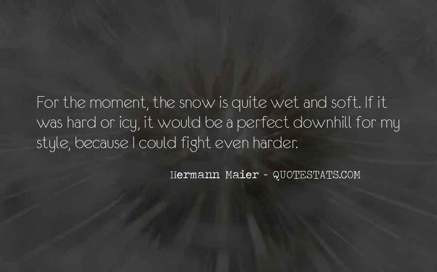 Quotes About A Perfect Moment #709785