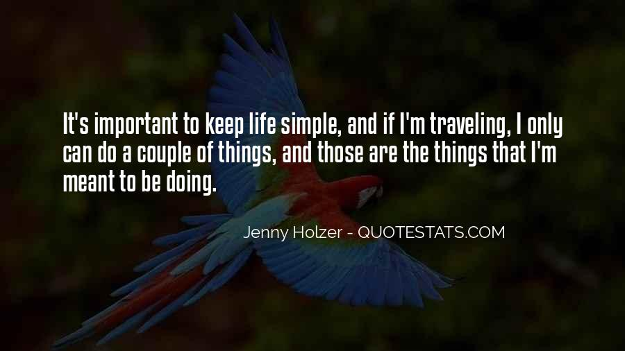 Quotes About Traveling As A Couple #1162599