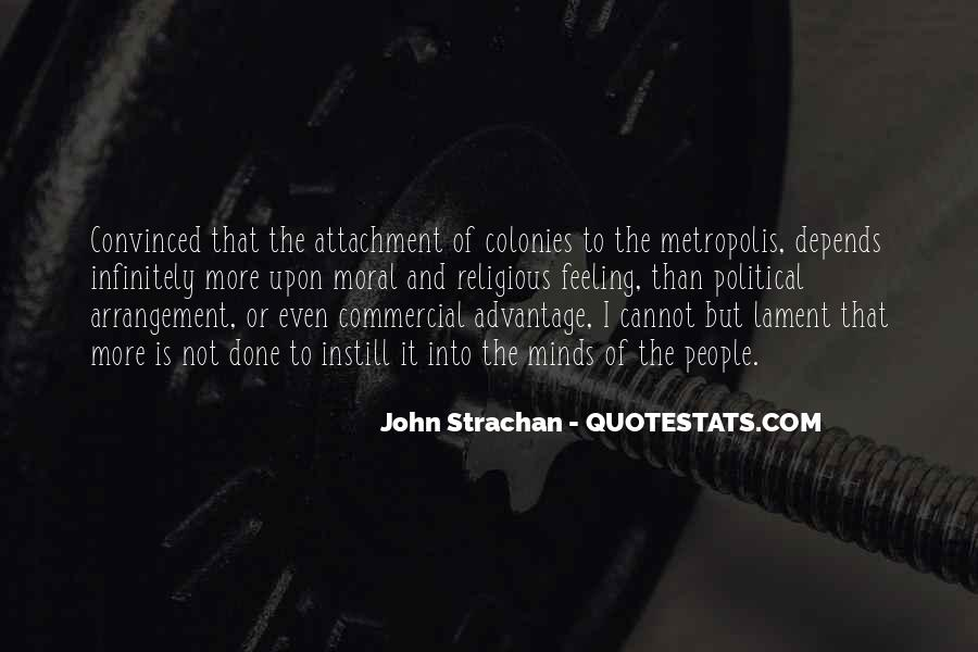 Quotes About Attachment To Someone #105215