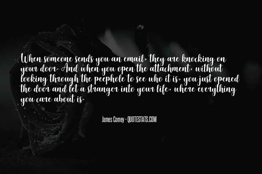 Quotes About Attachment To Someone #399733