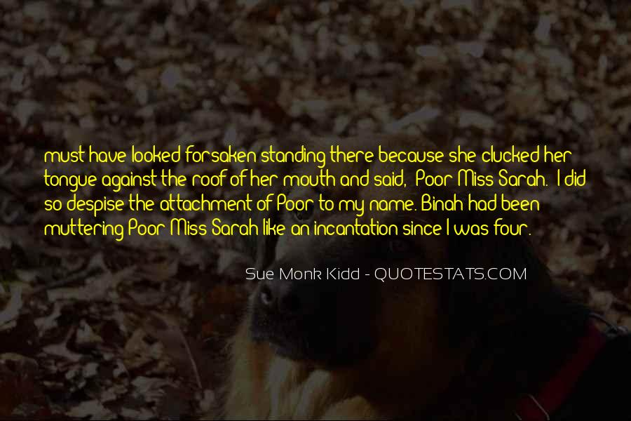 Quotes About Attachment To Someone #52762