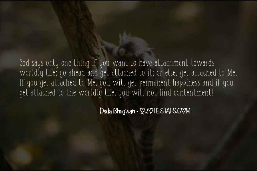 Quotes About Attachment To Someone #63419