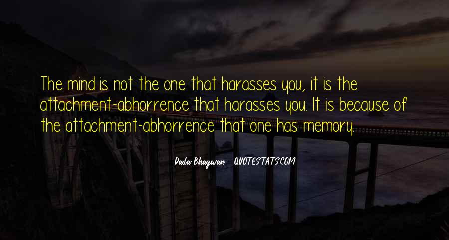 Quotes About Attachment To Someone #92354