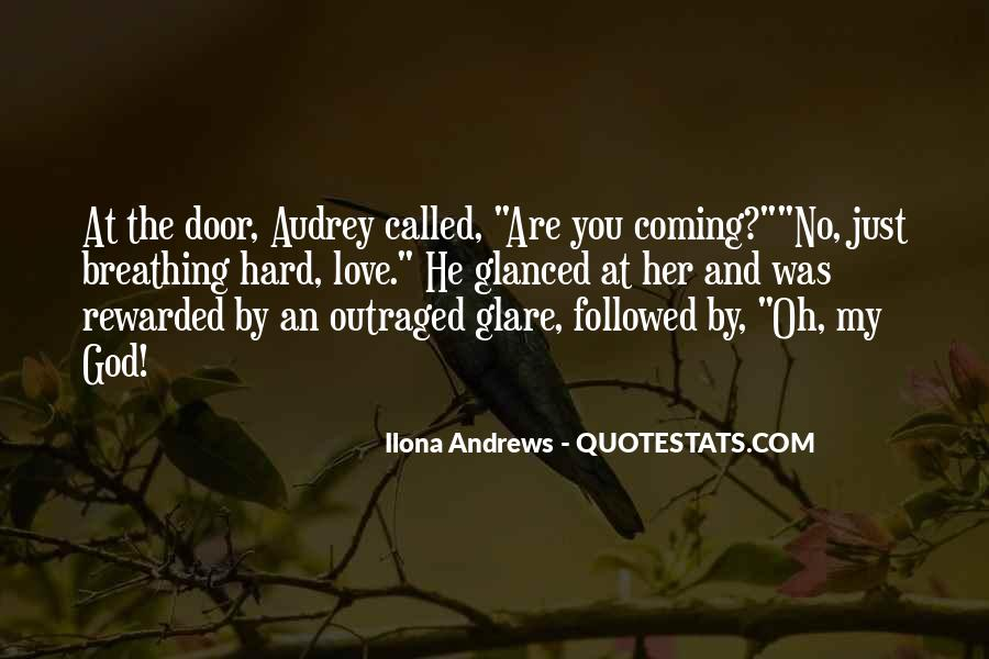 Quotes About Glare #101271