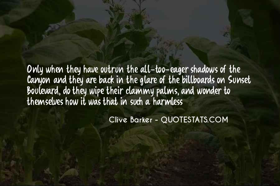 Quotes About Glare #277735