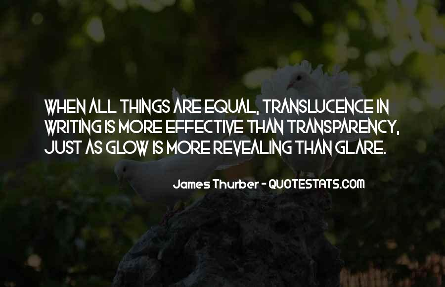 Quotes About Glare #311197