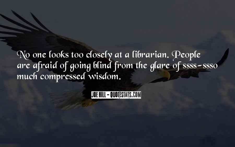 Quotes About Glare #372545