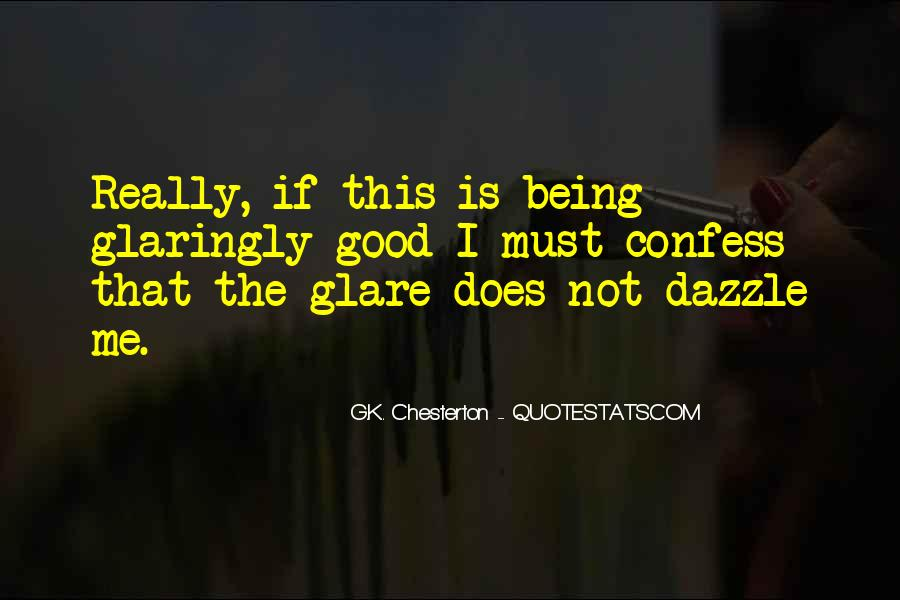 Quotes About Glare #448296