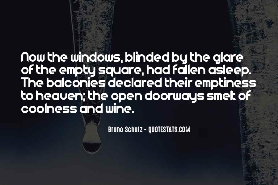 Quotes About Glare #672125