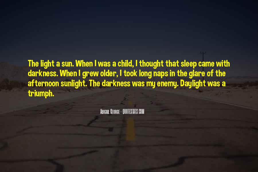 Quotes About Glare #710022