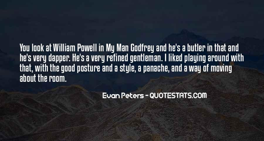Quotes About Dapper #1836254