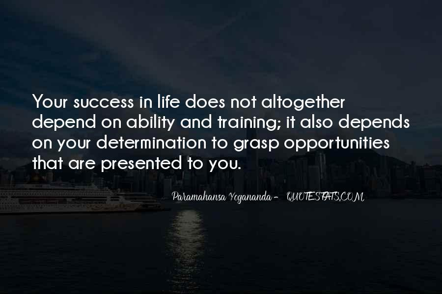 Quotes About Training And Success #1255557