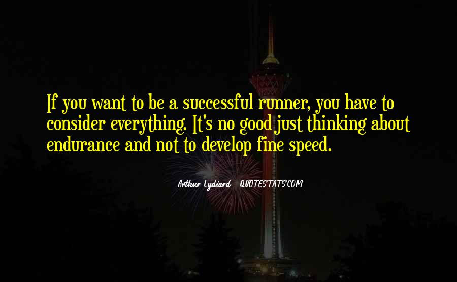 Quotes About Training And Success #1587730