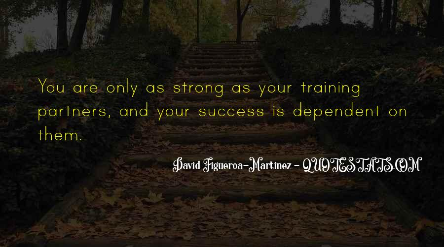 Quotes About Training And Success #657776