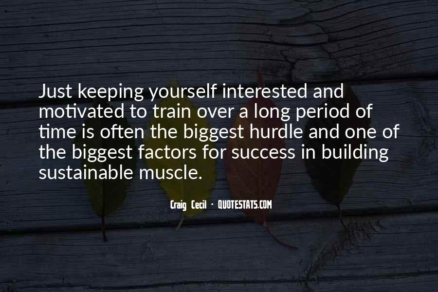 Quotes About Training And Success #767569