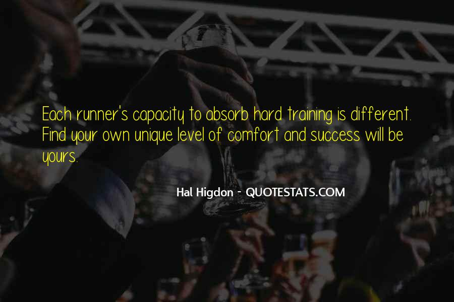 Quotes About Training And Success #822486