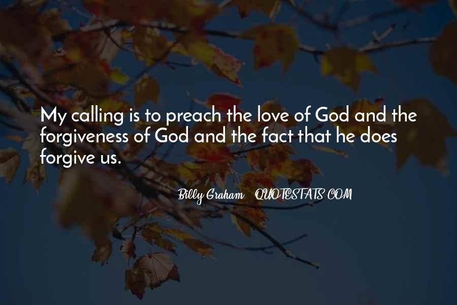 Quotes About God Calling Us #147584
