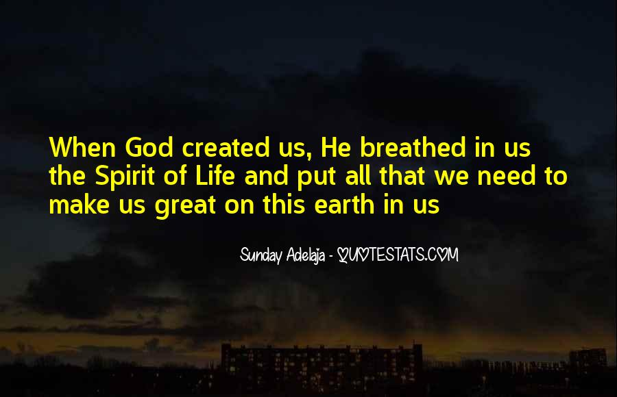 Quotes About God Calling Us #1593751