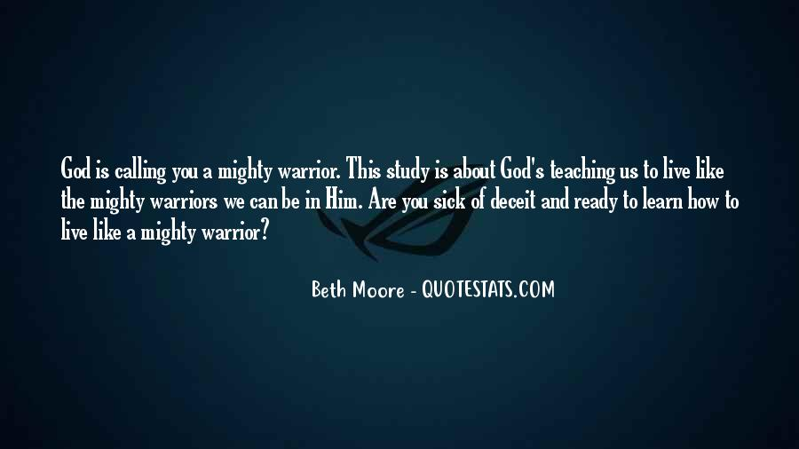 Quotes About God Calling Us #241068