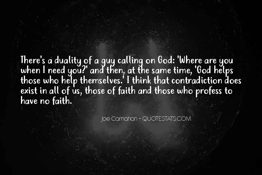 Quotes About God Calling Us #755930
