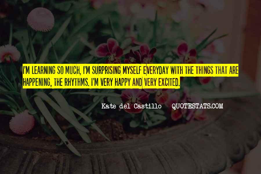 Quotes About Learning To Be Happy With Yourself #1051310