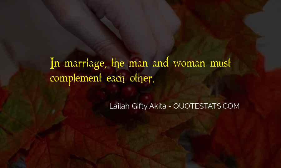 Quotes About Happiness In Marriage Life #1316145