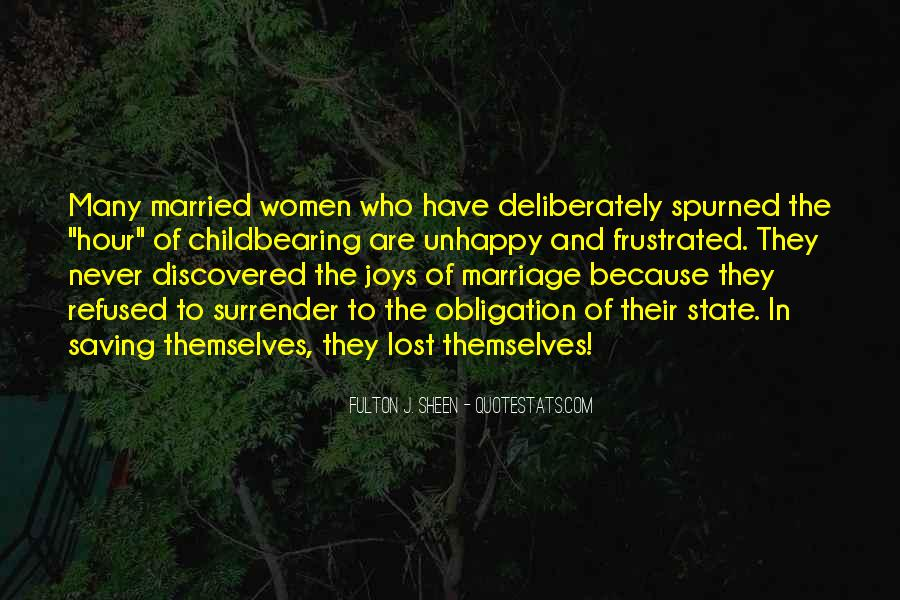 Quotes About Happiness In Marriage Life #541819
