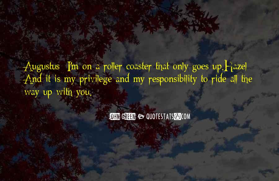 Quotes About Hazel And Augustus #1075962