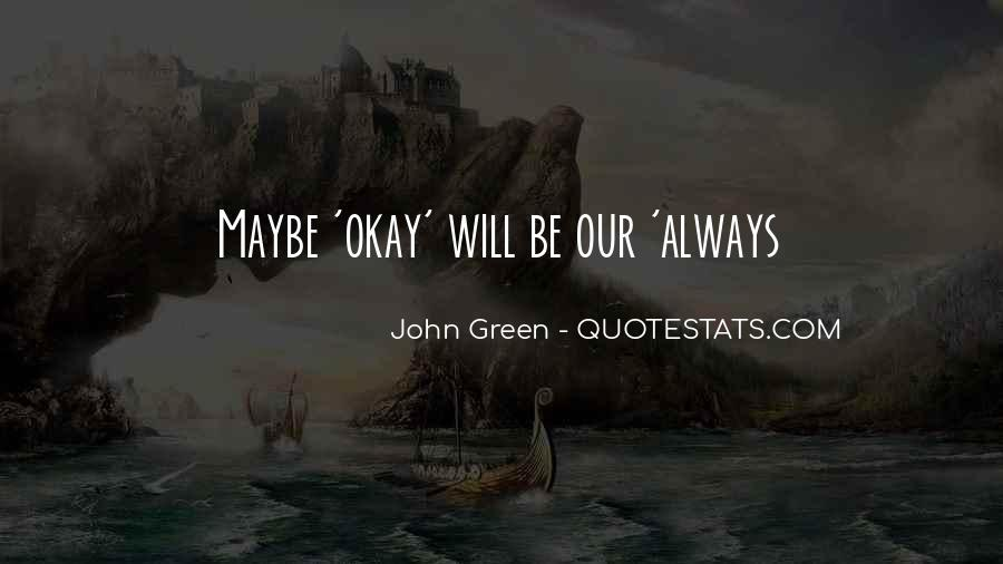 Quotes About Hazel And Augustus #1674349