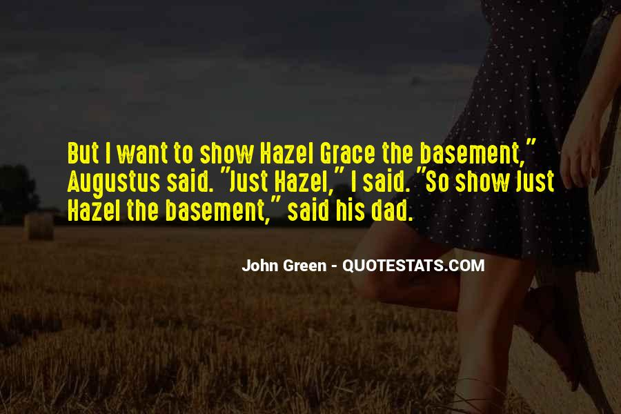Quotes About Hazel And Augustus #1826720