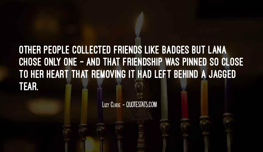 Quotes About Removing Friends #388258