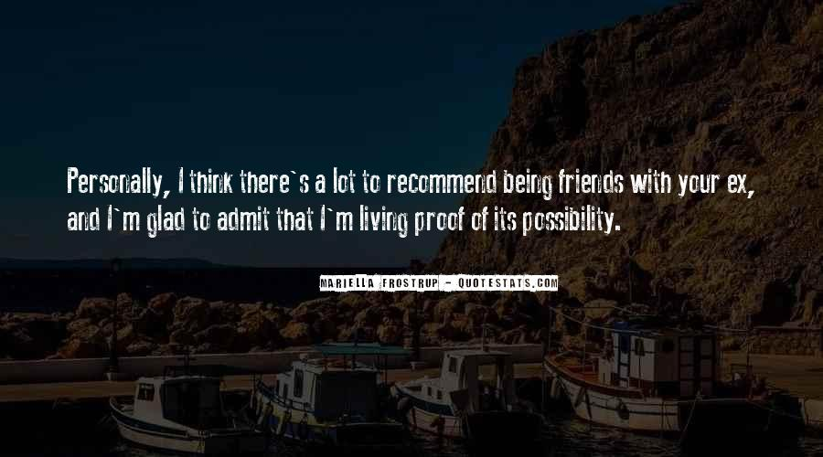 Quotes About Friends Being There #174737