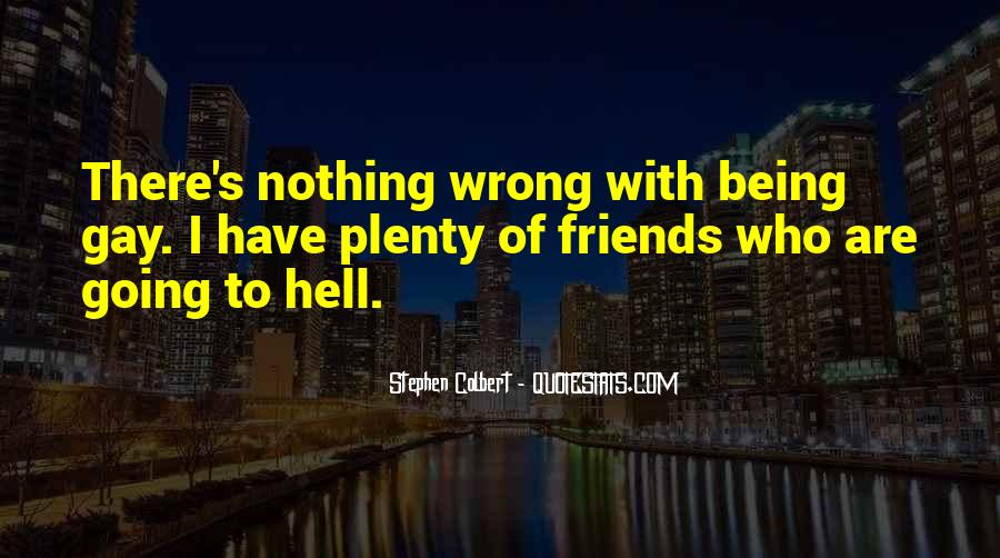 Quotes About Friends Being There #832148