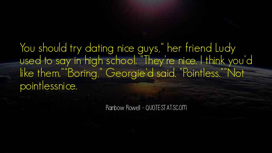 Quotes About Not Dating Your Best Friend #1275192