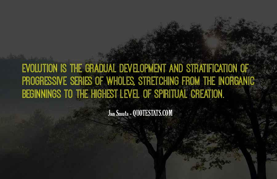 Quotes About Stratification #1526209
