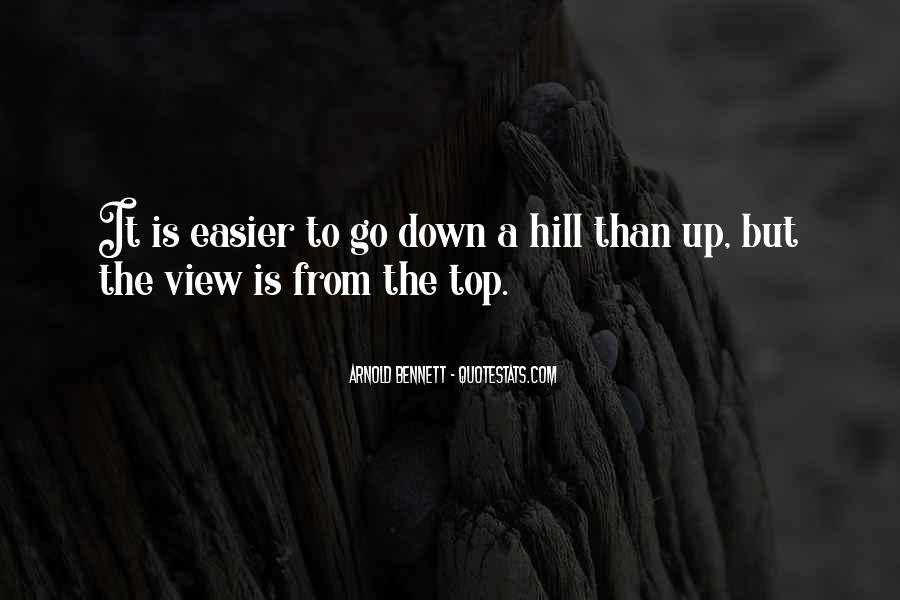 Quotes About Top Down #198393
