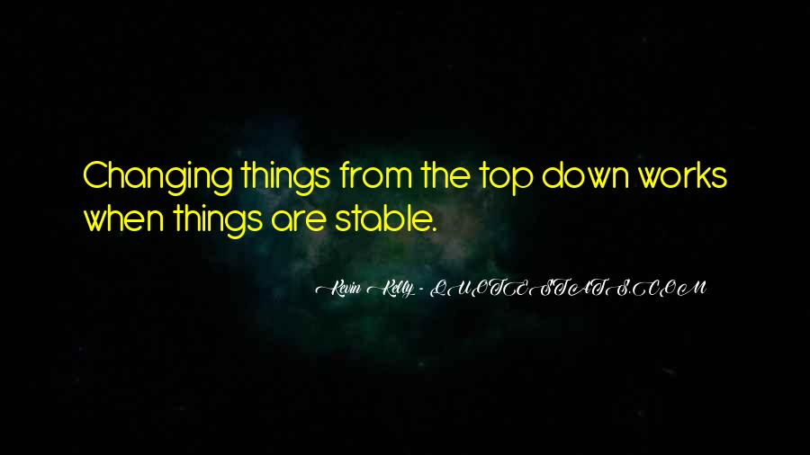 Quotes About Top Down #333490