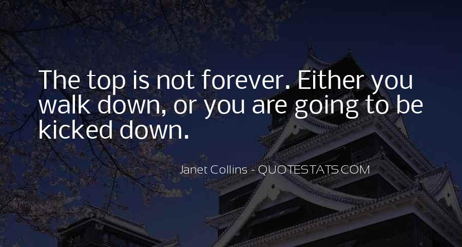 Quotes About Top Down #397393