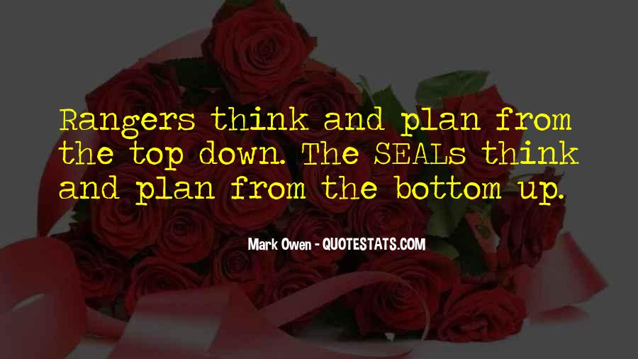 Quotes About Top Down #62326